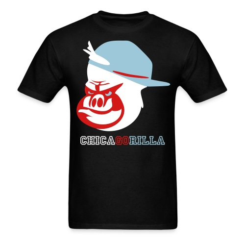 CHICAGOrilla - Men's T-Shirt
