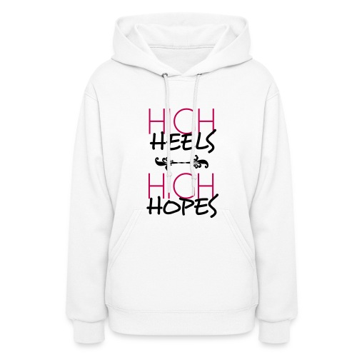 HIGH HEELS - Women's Hoodie