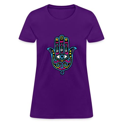 Hand of Fatima - Women's T-Shirt