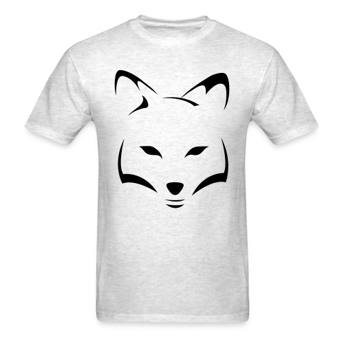 Three-Tailed Kitsune  - Men's T-Shirt