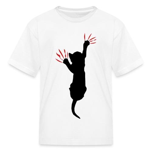 Cat Scratch Kids - Kids' T-Shirt