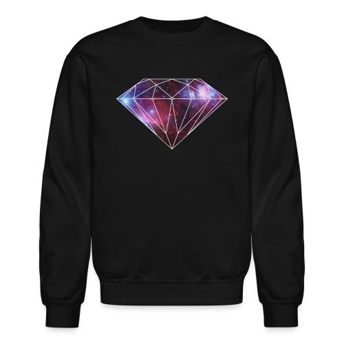 Galaxy Diamond Sweatshirt by Skytop - Crewneck Sweatshirt