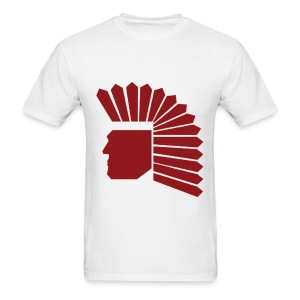 red indian  - Men's T-Shirt