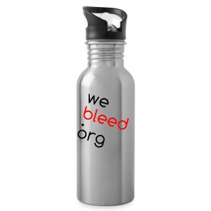 webleed.org canteen - Water Bottle
