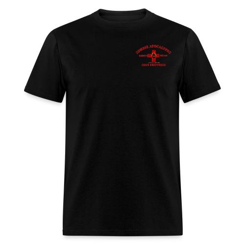 Zombie Apocalypse First Responder - Men's T-Shirt