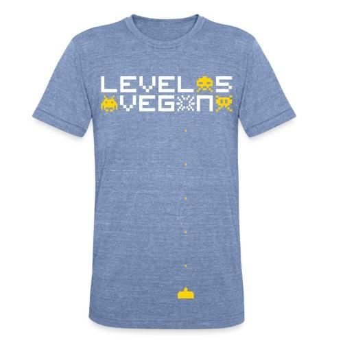 Level 5 Vegan Men's Tee - Unisex Tri-Blend T-Shirt