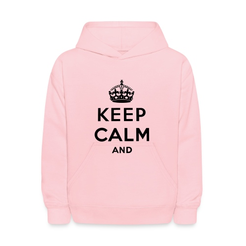 Kids Support Boxxboy Sweatshirts - Kids' Hoodie