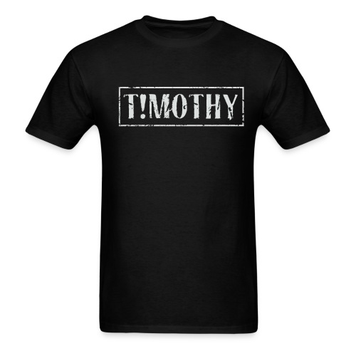 Standard(unisex) T!MOTHY STAMP SHIRT - Men's T-Shirt