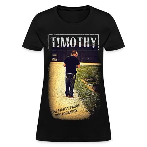 Ladies Walkin tee - Women's T-Shirt