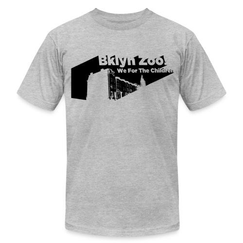 Bklyn Zoo - Men's Fine Jersey T-Shirt