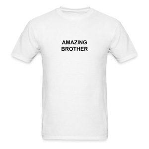 Amazing Brother - Men's T-Shirt