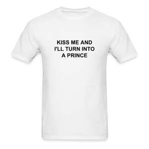 Kiss Me And... - Men's T-Shirt