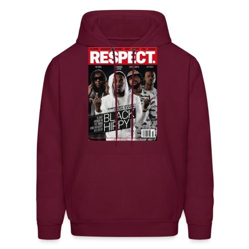 Black Hippy - Respect - Hoodie - Men's Hoodie