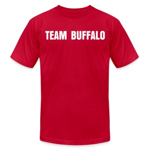 Team Buffalo - Men's T-Shirt by American Apparel