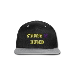 SNAP FITTED HAT - Snap-back Baseball Cap