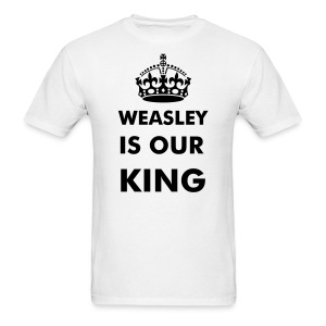 Weasley is our king shirt - Men's T-Shirt