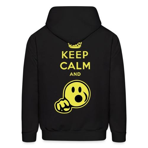 Keep Calm and Suck it. - Men's Hoodie