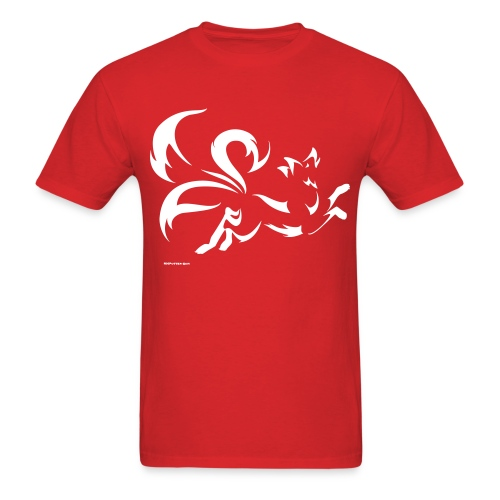 Kitsune Ascendant - Men's T-Shirt