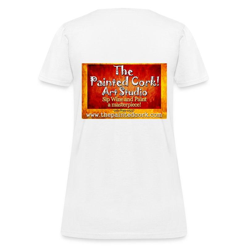 tshirt_logo_bright_edited1 - Women's T-Shirt