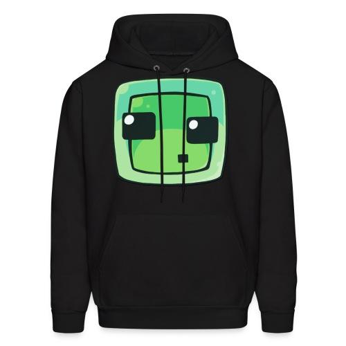 Minecraft Slime Men's Hoodie - Men's Hoodie