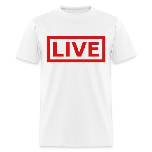 LIVE - Men's T-Shirt