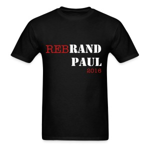 (reb)Rand Paul 2016 - Men's T-Shirt