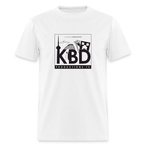 KBD Square - Men's T-Shirt