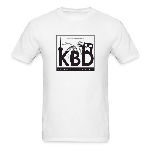 KBD Square - Men's T-Shirt