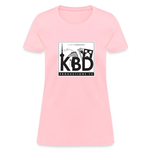 KBD Square Womans - Women's T-Shirt