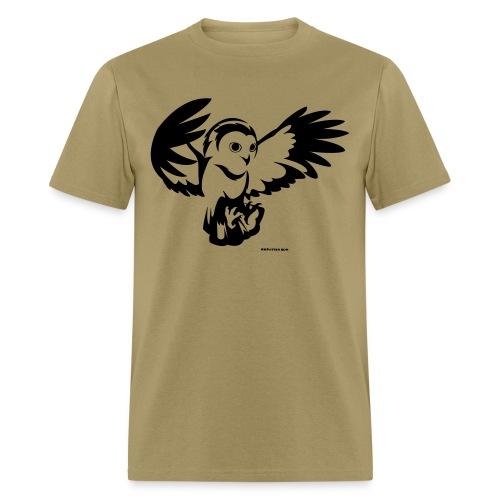Little Owl - Men's T-Shirt
