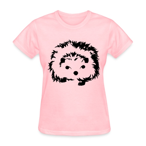 Little Hedgehog - Women's T-Shirt