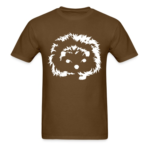 Little Hedgehog - Men's T-Shirt