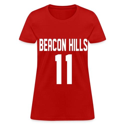 McCall #11-Women's - Women's T-Shirt