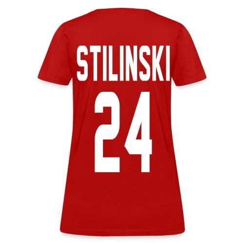 Stilinski #24-Women's - Women's T-Shirt