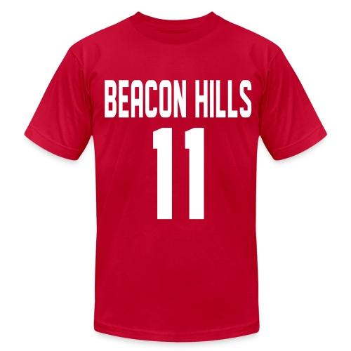 McCall #11-Men's - Men's Fine Jersey T-Shirt
