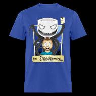 T-Shirts ~ Men's T-Shirt ~ Chilled is Slenderman (Light T-Shirt)