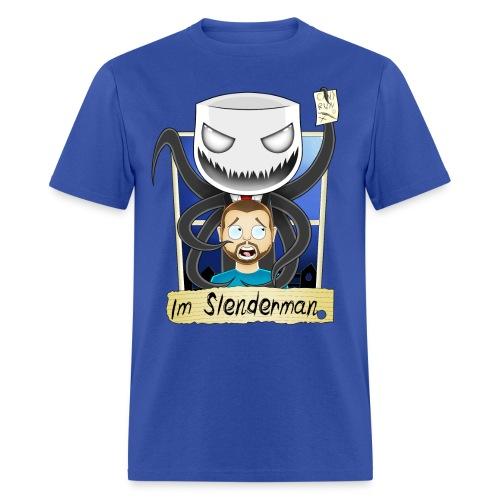 Chilled is Slenderman (Light T-Shirt) - Men's T-Shirt