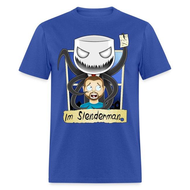 Chilled is Slenderman (Light T-Shirt)
