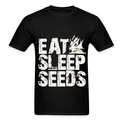 Eat,Sleep,Seed - Men's T-Shirt