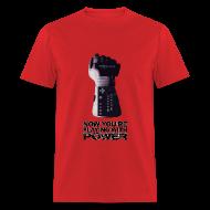 T-Shirts ~ Men's T-Shirt ~ Power Glove (Mens)