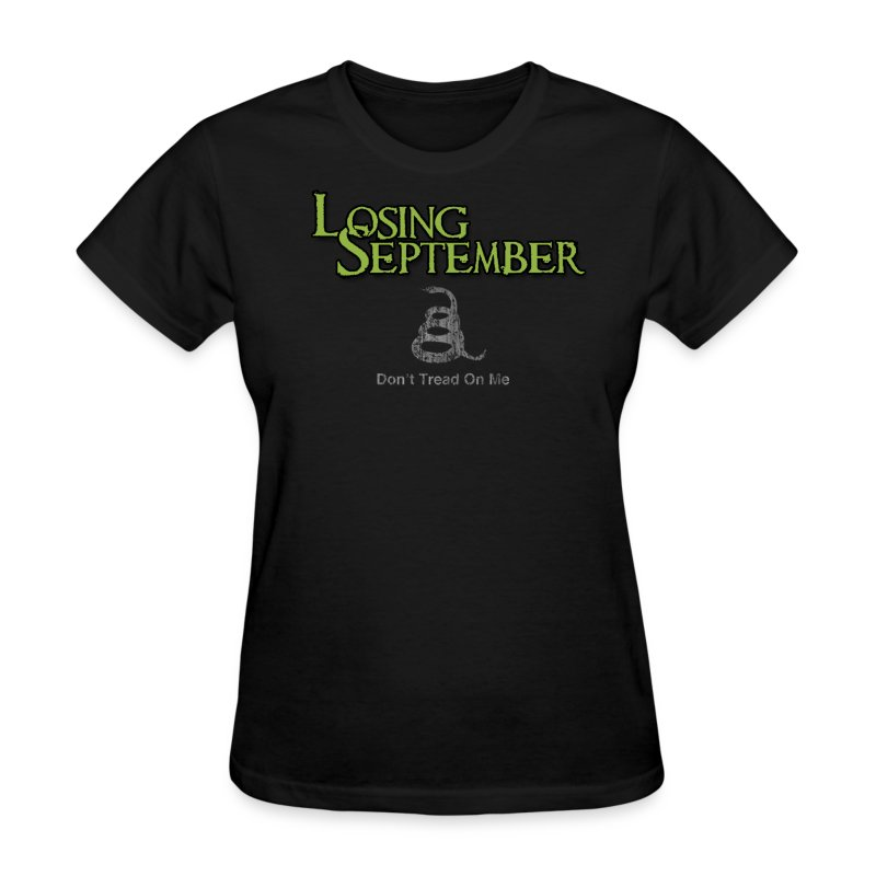 Don't Tread On Me - Woman's T - Women's T-Shirt