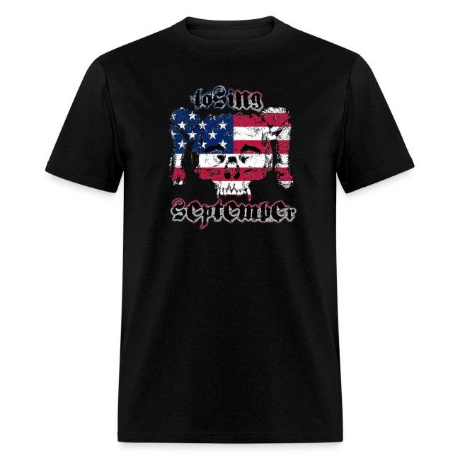 American Skull - Men's T