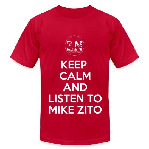 Men's Tee Shirt - Men's Fine Jersey T-Shirt