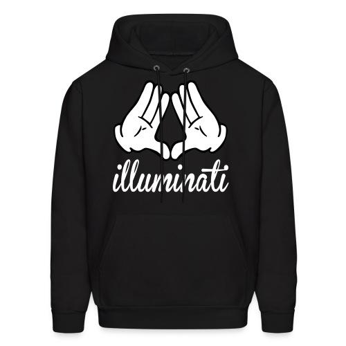illuminati Hoodie - Men's Hoodie