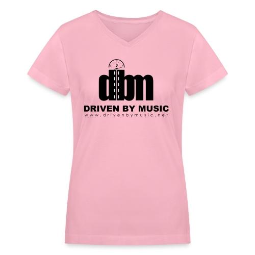 Womens V-Neck (New Logo)  - Women's V-Neck T-Shirt