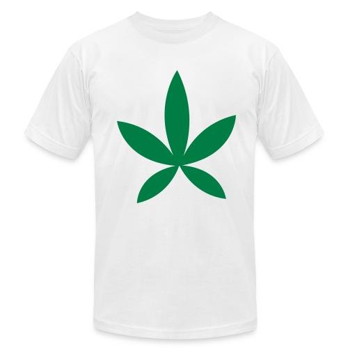 Cannabis Tee - Men's Fine Jersey T-Shirt