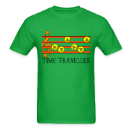 T-Shirts ~ Men's T-Shirt ~ Legend of Zelda Time Traveller