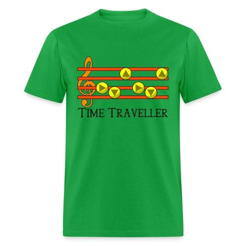 Legend of Zelda Time Traveller - Men's T-Shirt