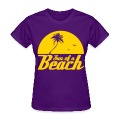 Sun of a Beach (purple/Women's)