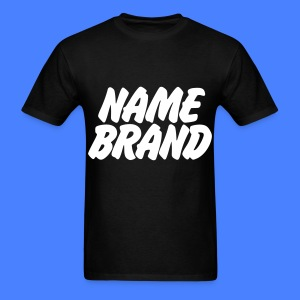 Name Brand T-Shirts - Men's T-Shirt